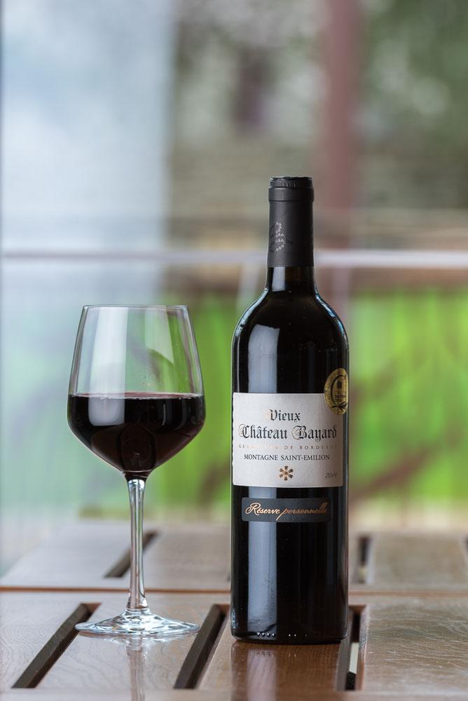 Notre cave à vin: Montagne St Émilion