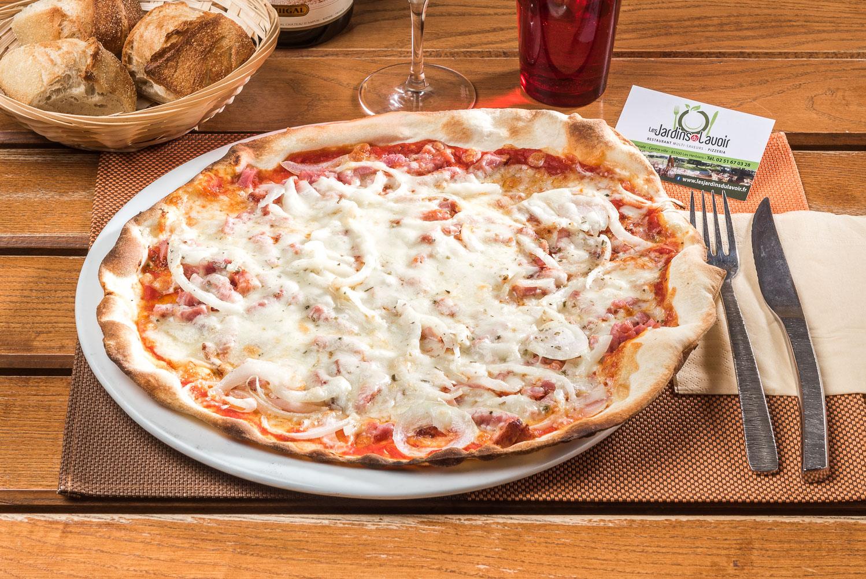 Pizza Oignons